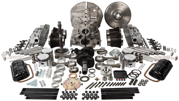 Vw type 4 engine rebuild kit vw free engine image for for Vw beetle motor parts