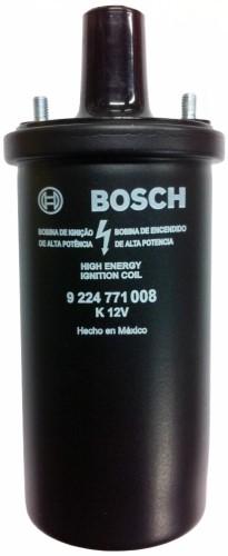 Bobina nera 12 v bosch a bagno d 39 olio maggiolino for Bagno d olio